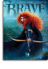 Brave Disney Pixar Film Piano/Vocal/Guitar