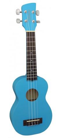 Brunswick BU1SBL - Soprano Ukulele - Blue
