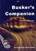 Busker's Companion for any Instrument in C