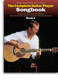 Complete Guitar Player Songbook 1 revised