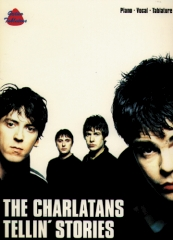 Charlatans Tellin' Stories Piano Vocal & Guitar Tablature