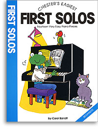 Chesters Easiest First Solos Piano