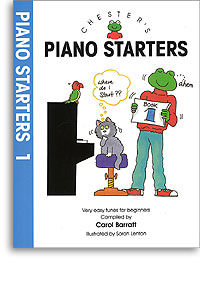 Chesters Piano Starters 1