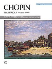 Chopin Mazurkas Complete for Piano