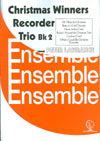 Christmas Winners Recorder Trio book 2 Lawrance
