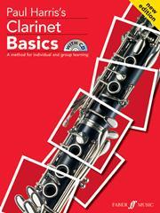 Clarinet Basics (pupil's book/CD) Paul Harris
