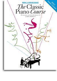 Classic Piano Course Book 3 Carol Barratt