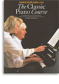 Classic Piano Course Omnibus Edition Carol Barratt