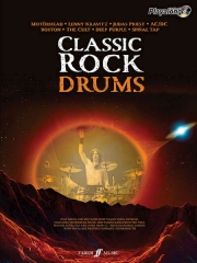 Classic Rock Drums Authentic playalong