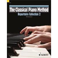 Classical Piano Method repertoire collection 2
