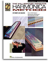 Complete Harmonica Method: Diatonic Book & CD