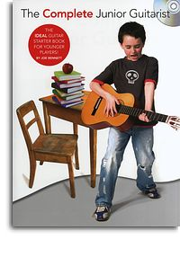 The Complete Junior Guitarist - Joe Bennett