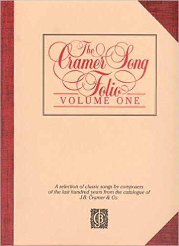 Cramer Song Folio Vol.1