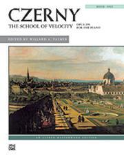 Czerny School of Velocity book 1 Piano solo