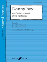 Danny Boy and other classic Irish melodies SA and piano