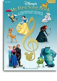 Disney's My First Song Book volume 5 Easy Piano