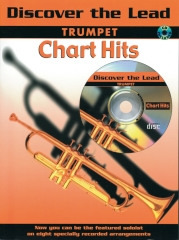 Discover the Lead Trumpet Chart Hits Book & CD