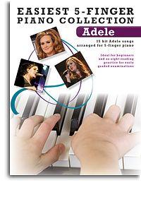 Easiest 5-finger Piano Adele