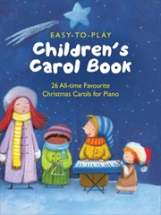 Easy to Play Childrens Carol Book