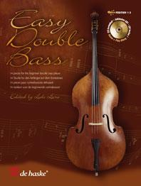 Easy Double Bass 13 Pieces for the beginner edited Lode Leire Book&CD