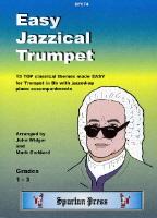 Easy Jazzical Trumpet Grades 1-3 arranged Widger & Goddard