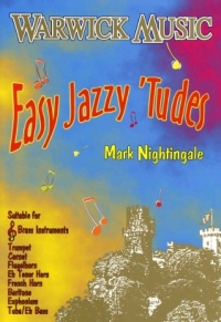 Easy Jazzy Tudes ('Tudes) Treble Brass instruments Nightingale