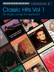 Easy Keyboard Library Classic Hits vol 1