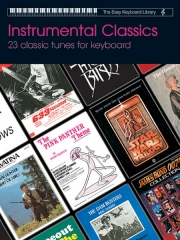 Easy Keyboard Library Instrumental Classics