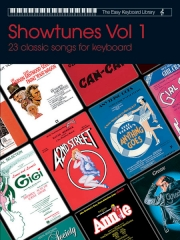 Easy Keyboard Library Showtunes Vol.1