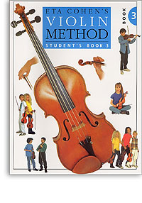 Eta Cohen Violin Method book 3
