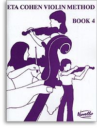Eta Cohen Violin Method book 4