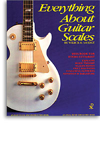 Everything about Guitar Scales Savidge