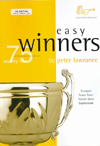 Easy Winners Treble Brass book and CD trumpet, baritone, euphonium, trombone TC