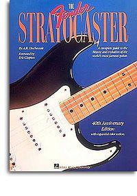 Fender Stratocaster 40th Anniversary Edition (1994) Duchossoir
