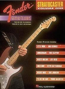 Fender Guitar Classics: Stratocaster Volume 1