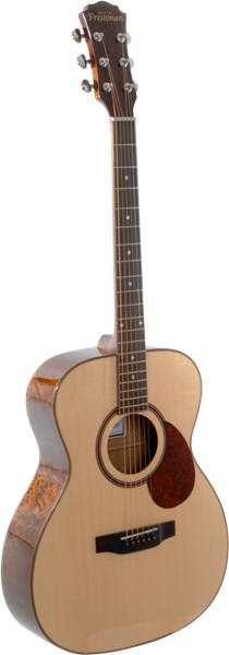 Freshman Open Plains AAA solid top FOP30N Electro Acoustic