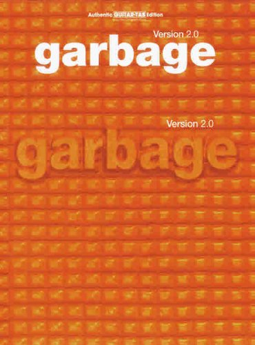 Garbage Version 2.0 Guitar Tab with vocals
