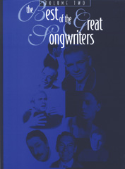 Great Songwriters vol.2 Piano/Vocal