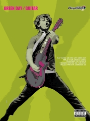 Green Day - Playalong Book & CD with tablature and vocals