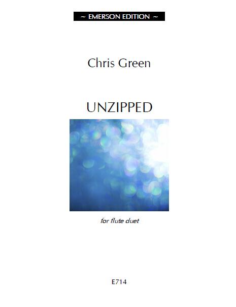 Green, Chris - Unzipped for Flute Duet