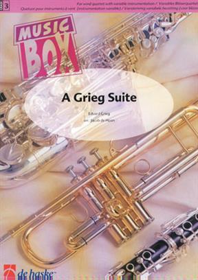 Grieg Suite, A for Wind Quartet