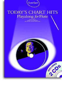Guest Spot: Today's Chart Hits - Playalong for Flute
