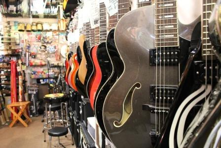 A Wide Range of Instruments and Accessories