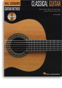 Hal Leonard Classical Guitar Method Book & CD