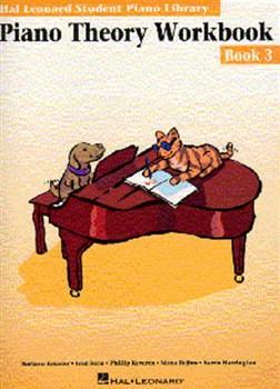 Hal Leonard Piano Theory workbook 3