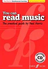 Harris You can Read Music bkcd