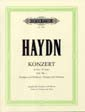 Haydn Trumpet Concerto in Eb Hob VIIe/1 Edition for Trumpet and Piano