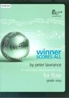 Winner Scores All for flute bkcd