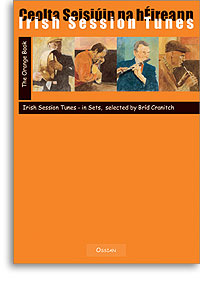 Irish Session tunes: The Orange Book - in sets selected Cranitch