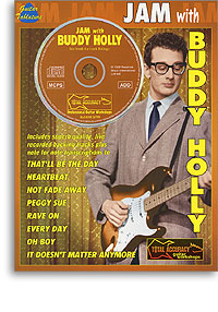 Holly, Buddy Jam with Book & CD Tab